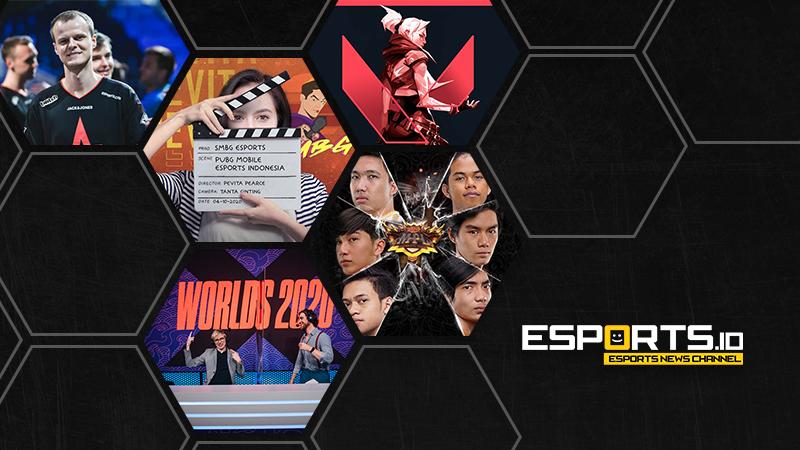 LOL Worlds 2020 & Tim Esports Pevita Pearce, Rekap Berita Pekan Ini!