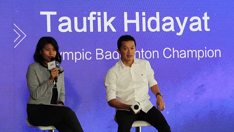 Taufik Hidayat Tak Melarang Anak Main Game, Apalagi Jadi Atlet eSports!