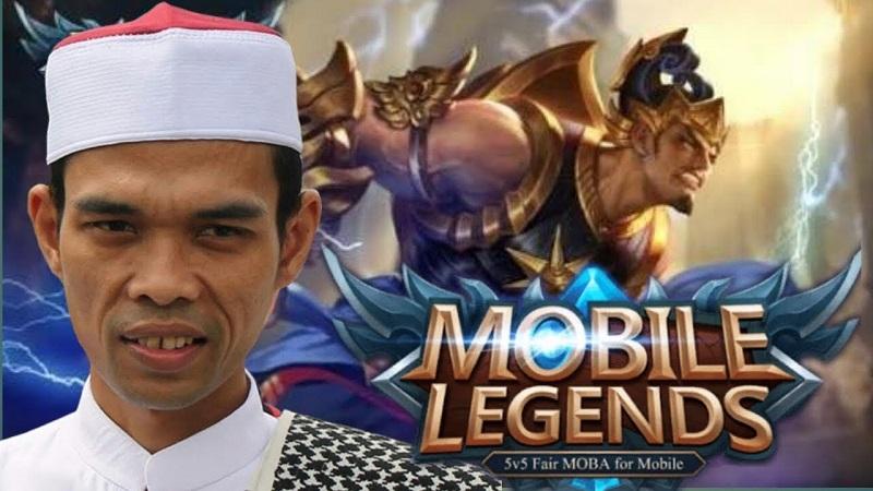 Dalam Ceramahnya, UAS Kerap Sentil Game Mobile Legends
