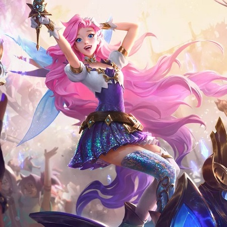 Seraphine, Champion Sensasional Terbaru League of Legends