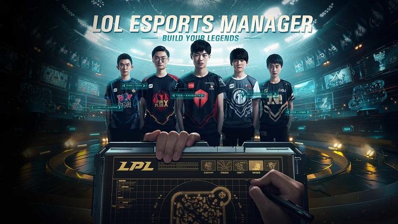 Bikin Tim League of Legends Impianmu di LoL Esports Manager!