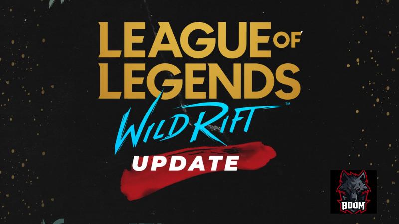 Antusias Tinggi, 3632 Pemain Daftar Divisi Wild Rift BOOM Esports!