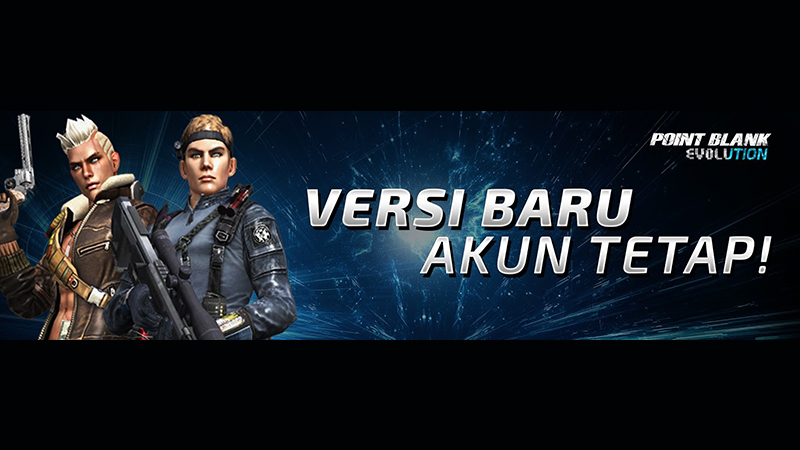 Mainkan Point Blank : Evolution, Garena Jamin Migrasi Akun!