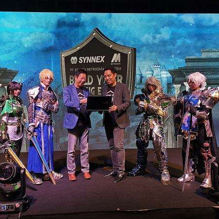 Pasar Gaming Kian Memikat, SMI Beri Solusi untuk Gamer!