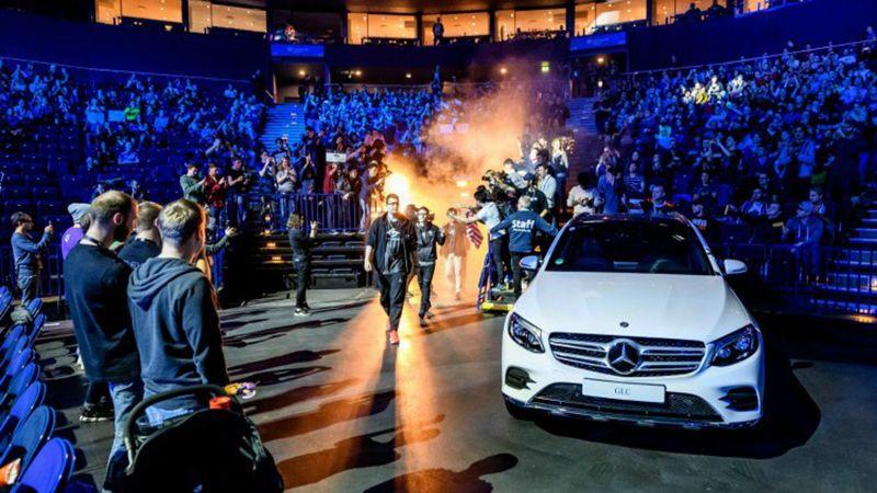 Terbaik di Katowice, Bisa Dapat Mercedez-Benz Lagi