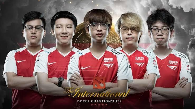 T1 Tumbang, Vici Gaming Sudahi Kiprah Indopride di TI10