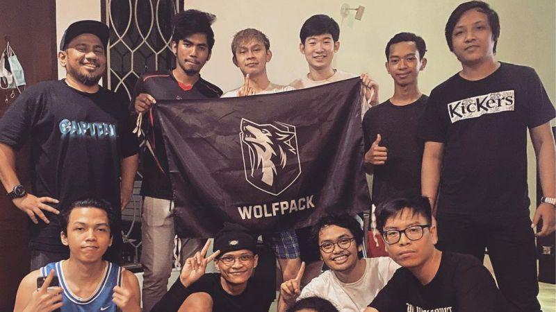 Wolfpack Arctic Kampiun di Kasta Tertinggi Apex Legends