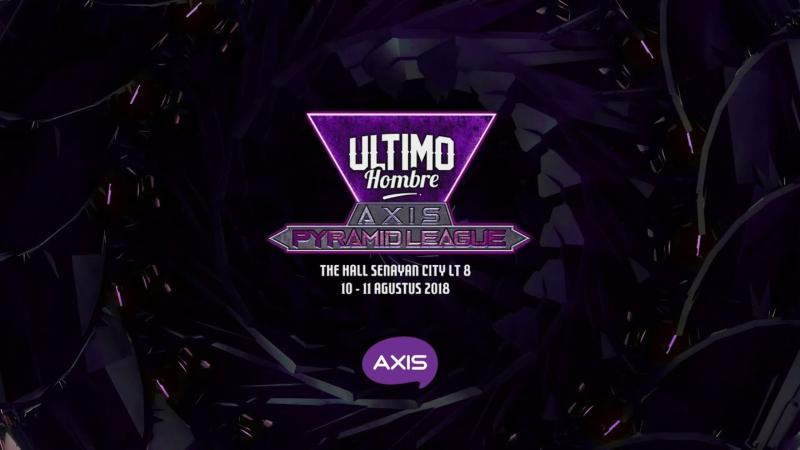 Tiket Ultimo Hombre AXIS Pyramid League Sudah Dijual, Jangan Kehabisan!