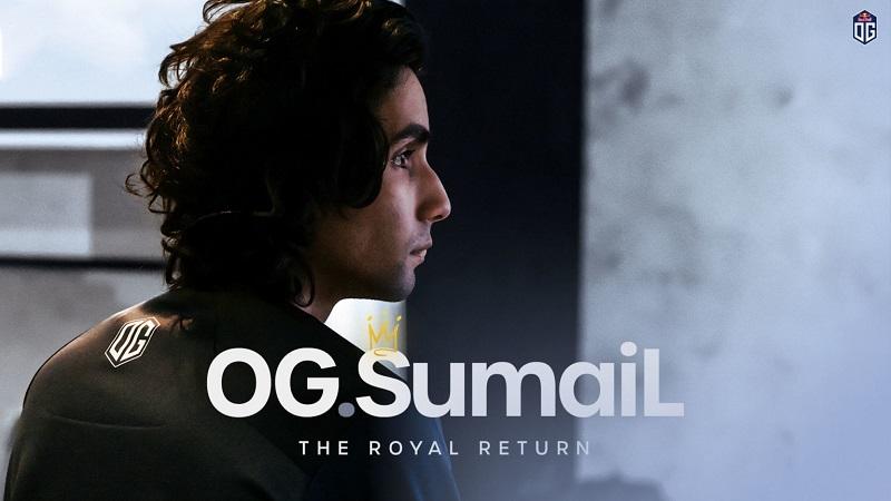 Sumail Kembali! OG Rekrut Sang Raja Gantikan Ana