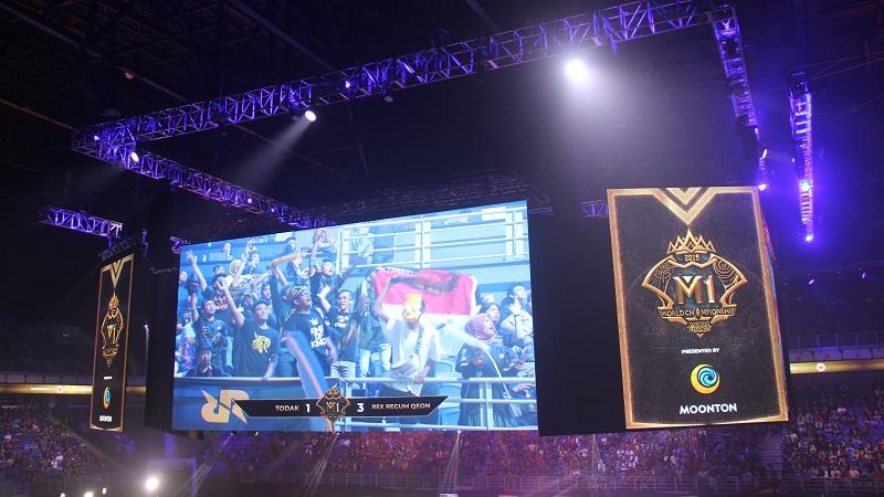 Todak Tumbang, RRQ Kembali Tantang EVOS di Grand Final M1