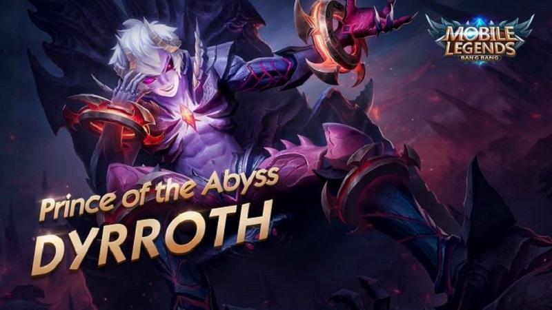 Dyrroth Overpower? Kenang 4 Hero OP Pasca-Rilis Lainnya