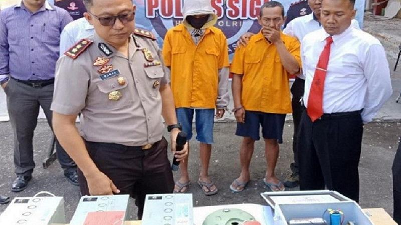 Curi Alat Pendeteksi Gempa Rp700 Juta Demi Main di Warnet