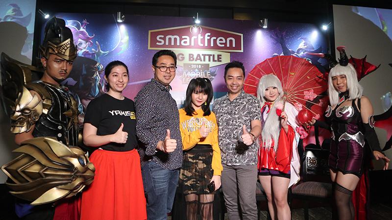 Smartfren Gelar Kompetisi Harian Mobile Legends Khusus Amatir!