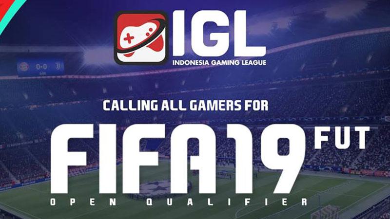 Adu Talenta FIFA 19 di IGL - FUT Lanjut ke Minggu Ketiga