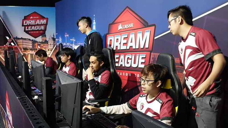 Tigers Rontokkan RNG dan Tembus Final DreamLeague 10
