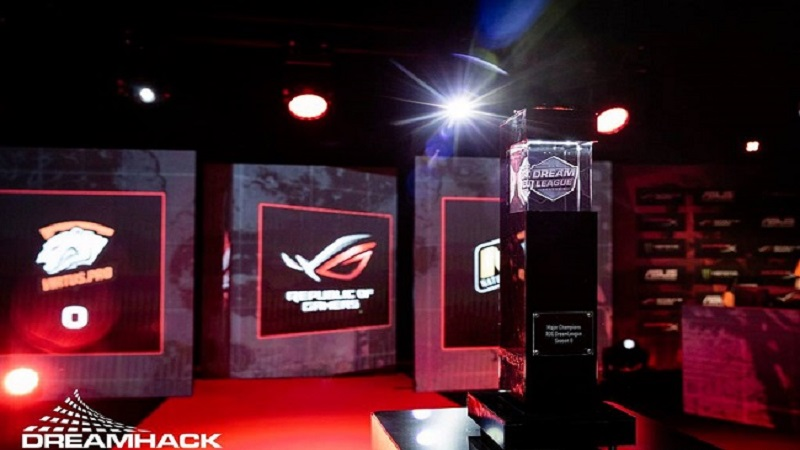 DreamLeague 10 Jadi Minor Pertama DPC Musim 2018-2019