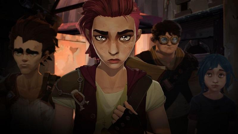 Riot Games Bagikan Klip Baru dari Seri Animasi LoL Arcane!
