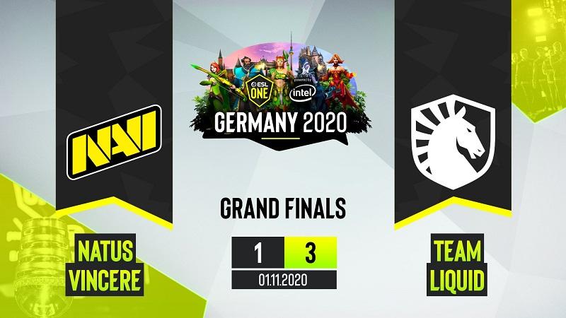 Pasca Kalahkan Team Secret, Liquid Kini Juara ESL One Germany 2020