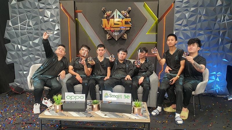"Kalahkan Tiga Juara MPL, Execration Dijuluki ""Champions Slayer"" MSC 2021"