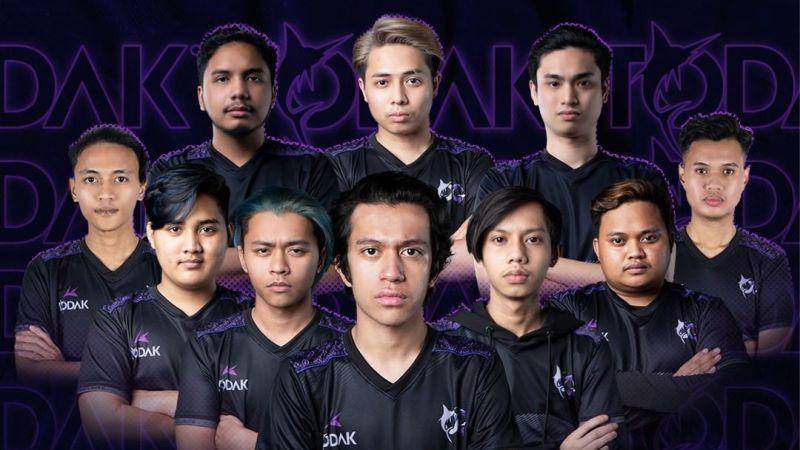 Todak Belum Terkalahkan di Grup A MPL Malaysia