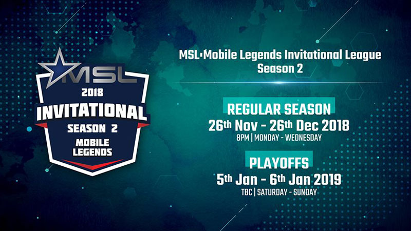 Mobile Star League Season 2, Siapa Penantang RRQ?