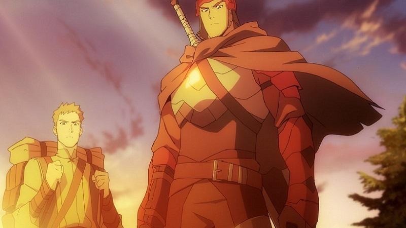 Anime DOTA Dragon's Blood Akan Pakai Rating Dewasa