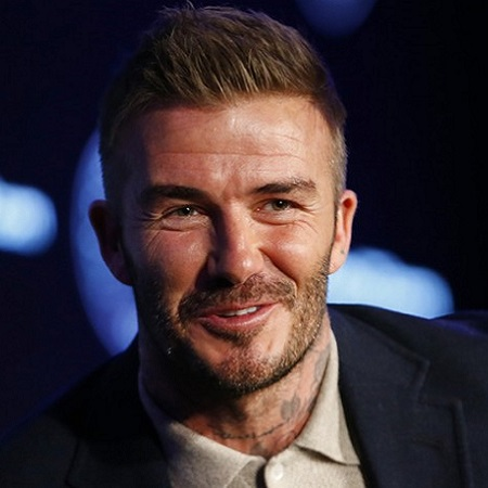 David Beckham Lirik Kompetisi Game, Jadi Co-owner Organisasi Esports