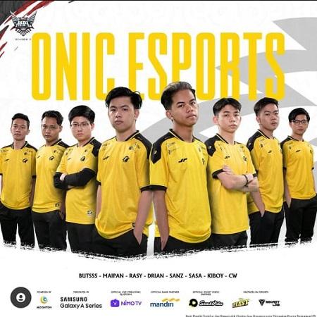 Profil Tim MPL Season 7: ONIC Baru Tanpa Biang Konflik