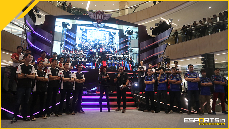 Gamer Kumpul di Tunjungan Plaza, Grand Final ANC 2018 Digelar!