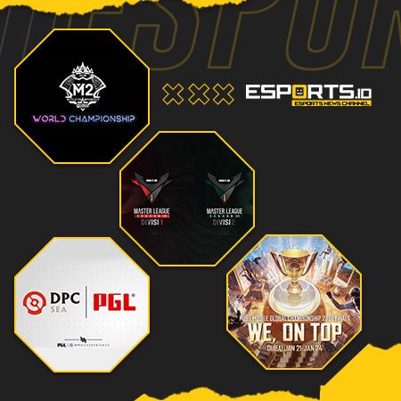 Event Esports Kelas Dunia Siap Manjakan Gamer Pekan Ini!