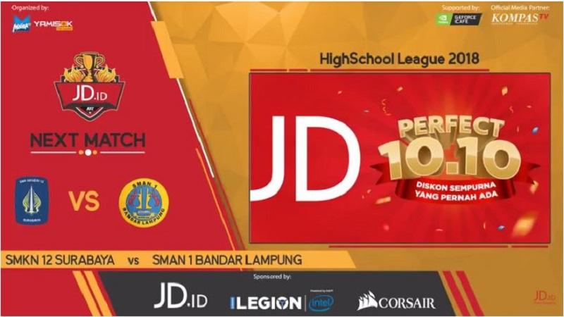 Indonesia HSL Pekan Kedua, Aksi DOTA 2 Berkelas Anak SMA