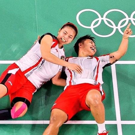 Team Secret Unggah Momen Ikonik Polli/Rahayu Raih Emas Olimpiade
