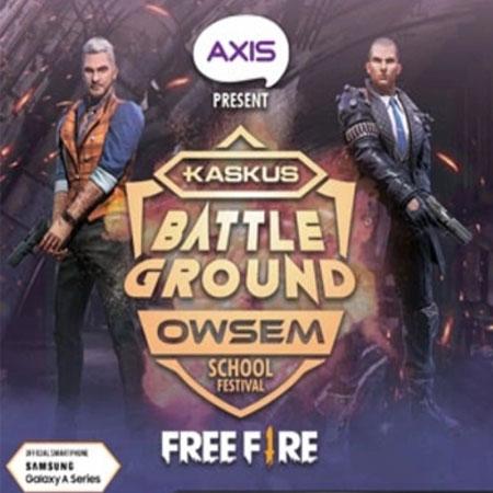 Pesta Gim Bareng AXIS Kaskus BG Owsem di Surabaya