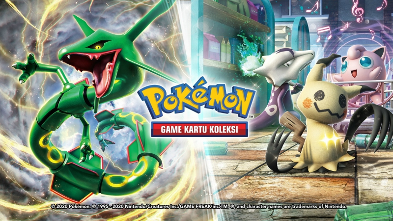 Pokemon Ekspansi 'Penguasa Langit', Amunisi untuk Regional League!