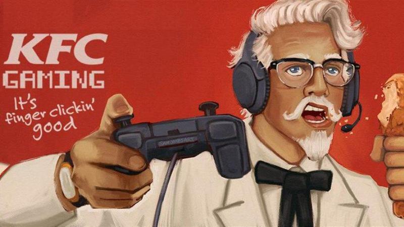 KFC Gaming Siapkan Turnamen R6 Hadiah Uang dan Ayam!
