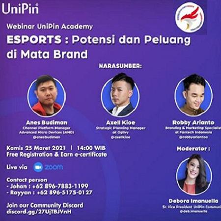 """Peluang & Potensi Bisnis Esports yang """"Seksi"""" di Mata Brand"""