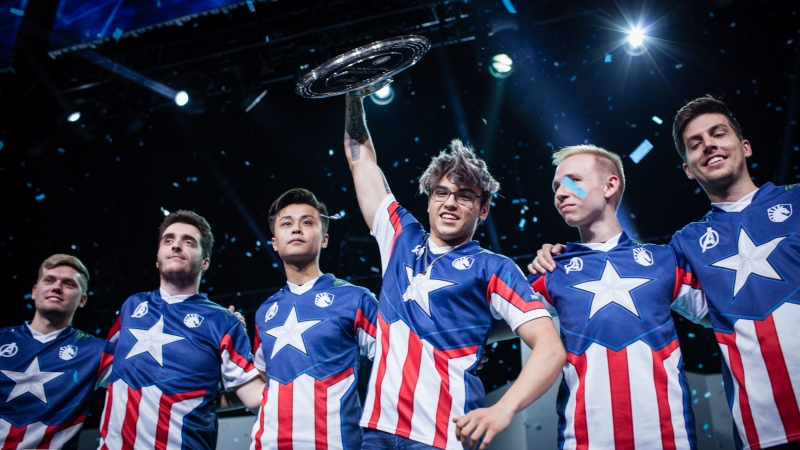 Gasak ENCE, Liquid Angkat Trofi Major ke-6 di IEM Chicago