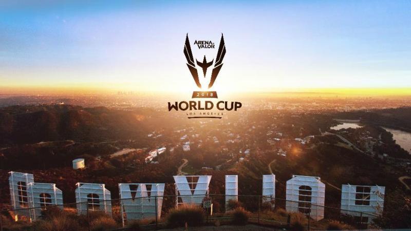Seleksi Ketat Menuju Panggung Arena of Valor World Cup 2018