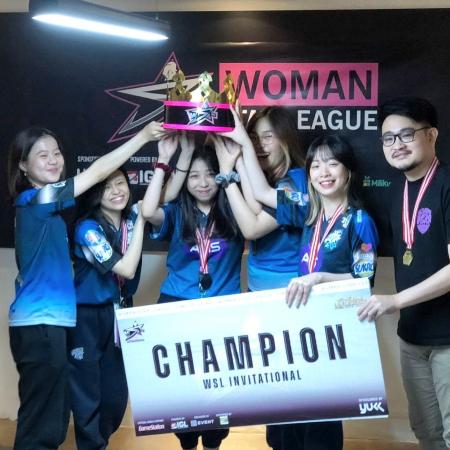 Tanpa Earl, EVOS Ladies Kukuhkan Kemenangan WSL S1!