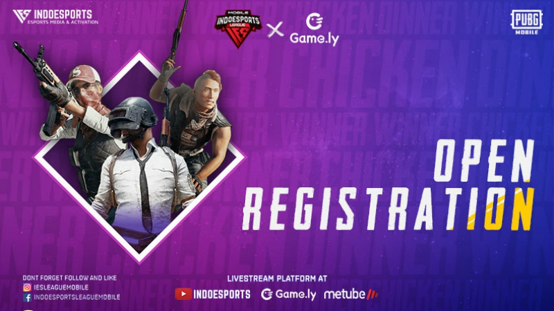 Jadi Pro Player PUBGM di Indoesports League Mobile X Game.ly!