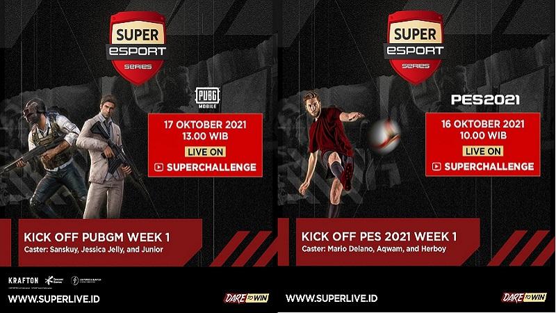 Kiprah Mengejutkan Para Gamer Amatir di Super Esports Series Season 1
