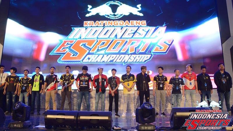 Kratingdaeng IEC 2018 Picu Kelahiran Atlet eSports Baru!