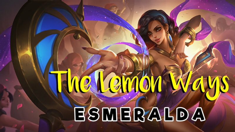 HP Bar Penuh! Trik Stacking Shield Esmeralda ala RRQ Lemon