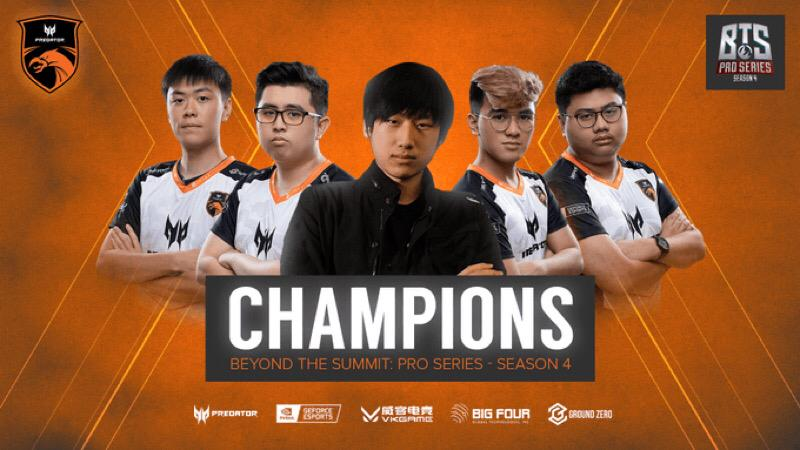 Tumbang Dari TNC, Skuad IYD Finish Runner-up di BTS Pro Series!