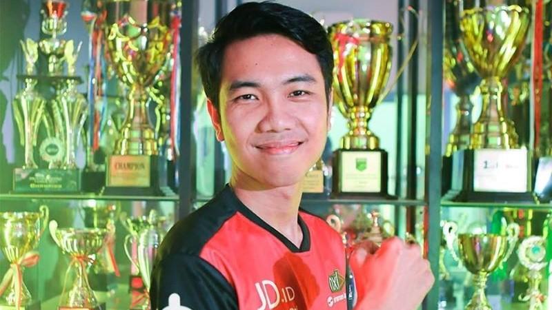 Berawal dari Hobi, Doni TYB Wakili Indonesia di Piala Presiden Esports 2020