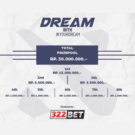 Kompetisi DOTA 2 IYD Siapkan Prize Pool 30 Juta Rupiah!