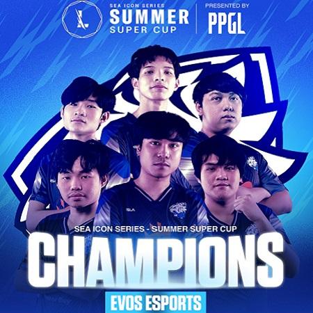 EVOS Esports Thailand Juara Turnamen Wild Rift Summer Super Cup