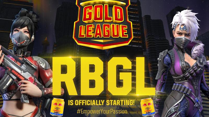 Berhadiah Total 300 Juta, Red Bull Gold League Siap Digelar!