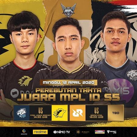 Top 3 MPL Season 5: Ajang Pembuktian Para Juara!
