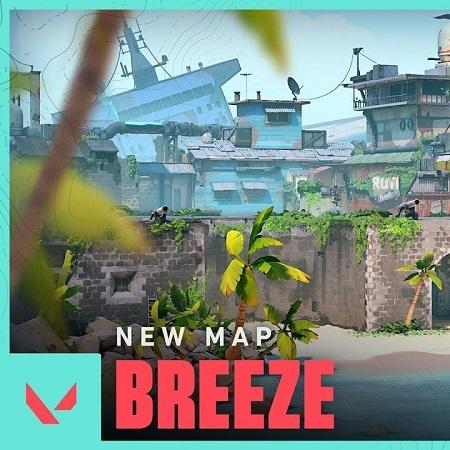 Breeze Jadi Map Terbaik Valorant Versi Shroud, Alasannya?